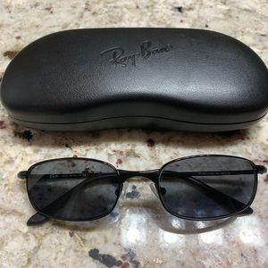 Used Ray-Ban Glasses.